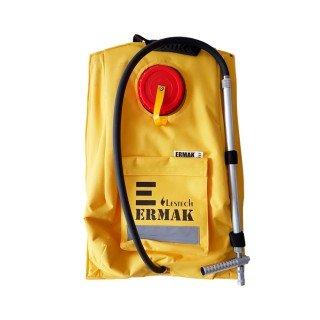 Hydronetka plecakowa ERMAK 25l