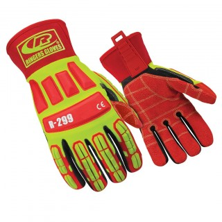 Rękawice techniczne Ringers Gloves R299 Roughneck® Cut5