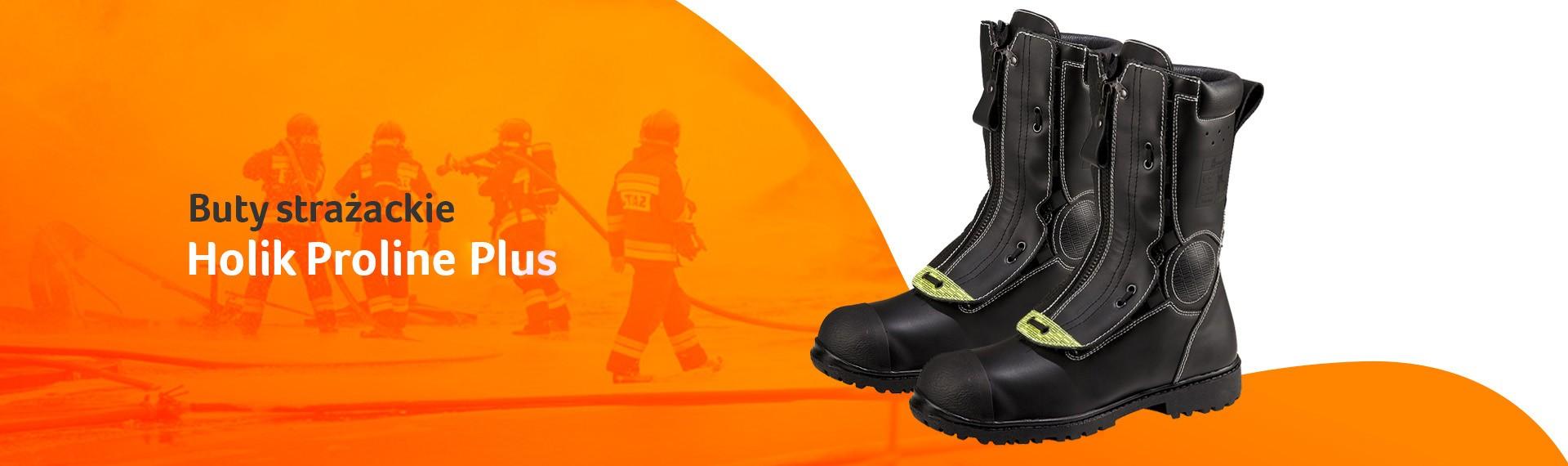 Buty strażackie Holik Proline II Plus
