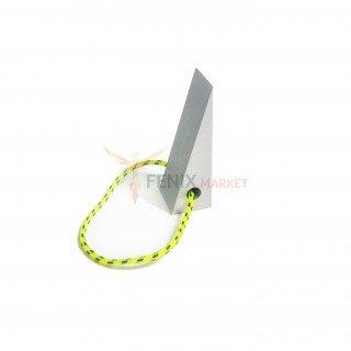 Klin ratowniczy aluminiowy 4R
