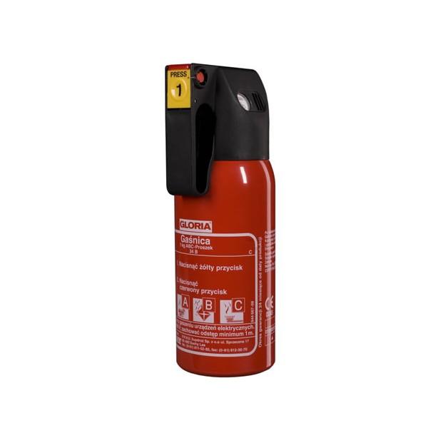 Gaśnica proszkowa 1 kg - P1 GAM