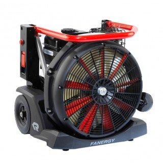 Turbowentylator oddymiający Rosenbauer FANERGY V16