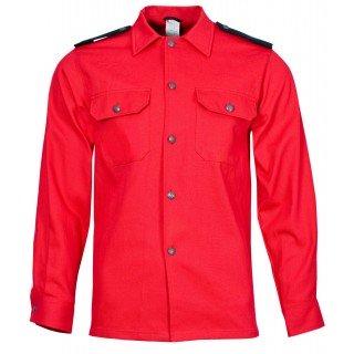 Koszula MDP czerwona