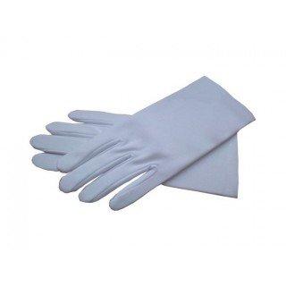 Rękawiczki białe do pocztu sztandarowego