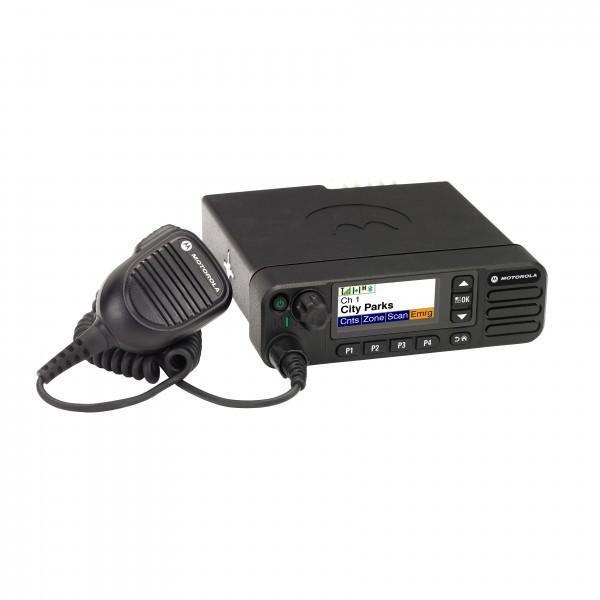 Radiotelefon przewoźny Motorola DM 4600